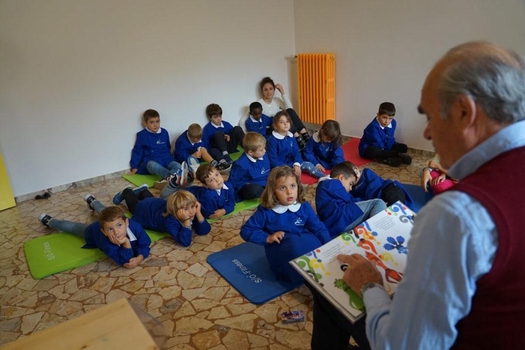 Campus Dei Campioni Bambini e Saggi