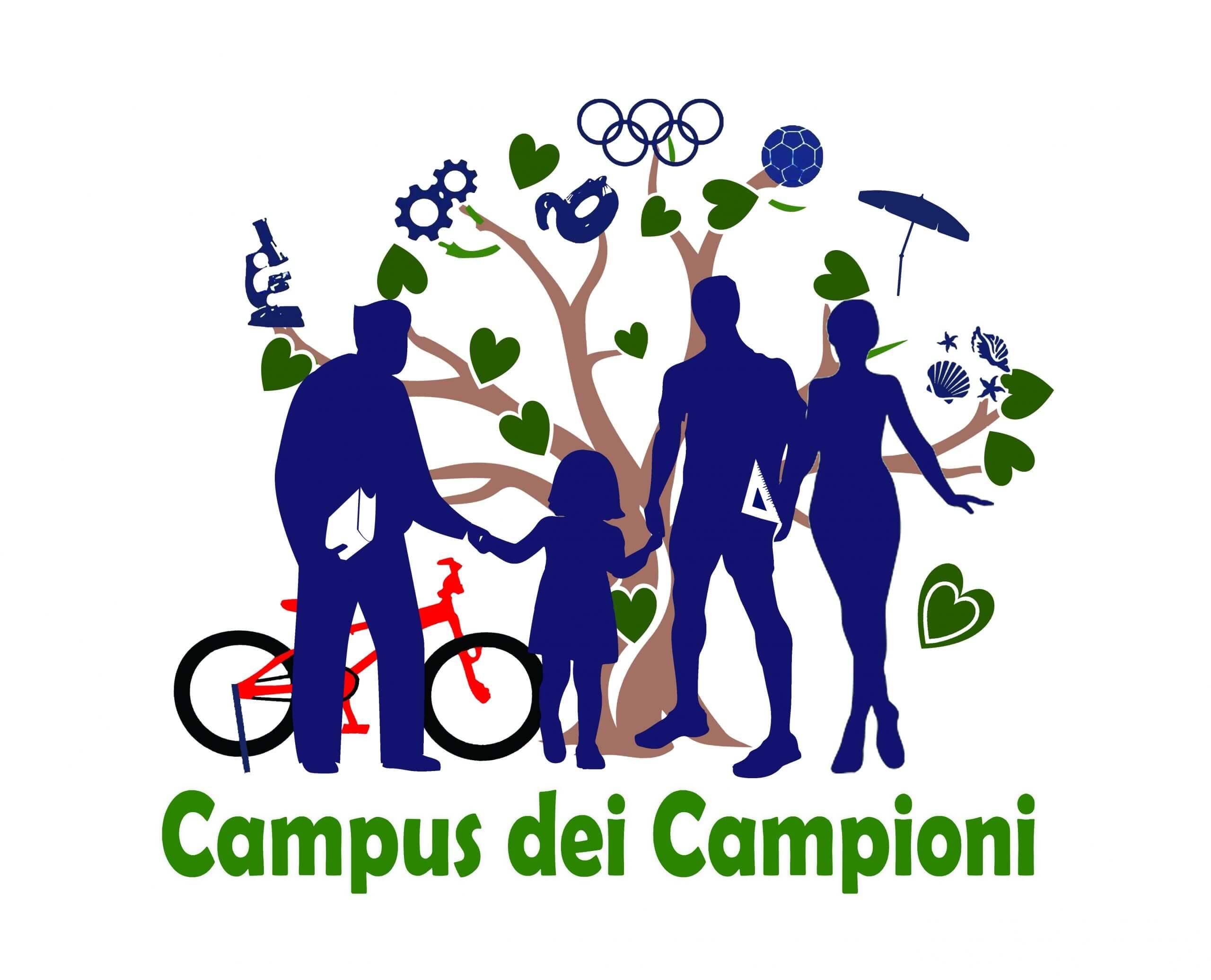 Campus Dei Campioni Vecchio Logo